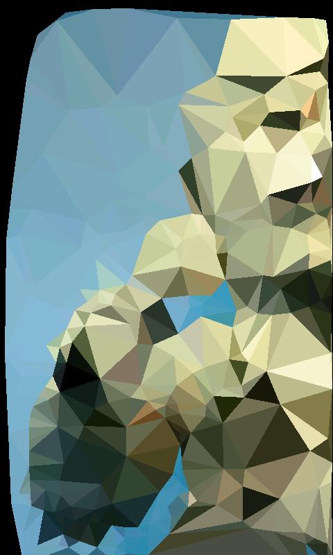 android delaunay triangulation 0