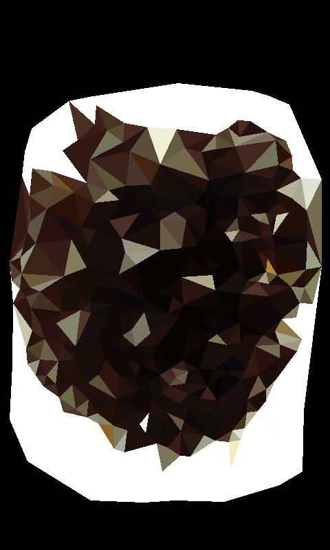 android delaunay triangulation 1