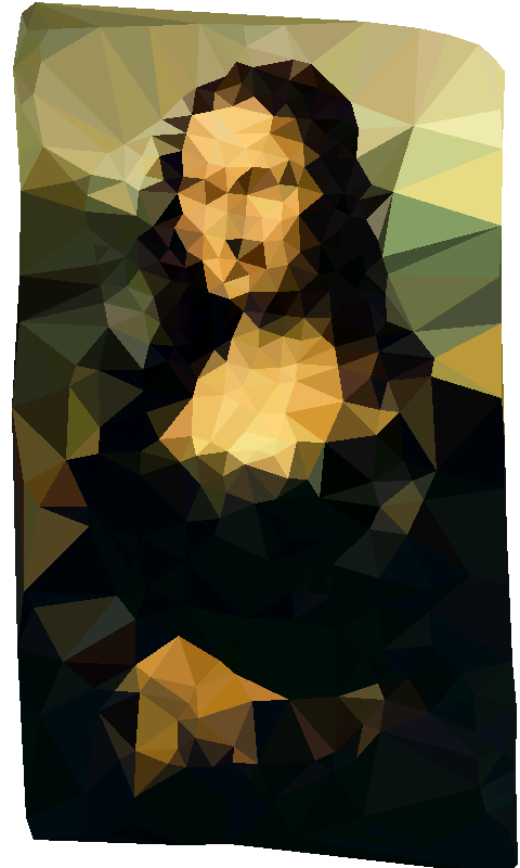 android delaunay triangulation 2