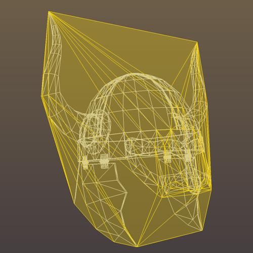 convex hull 3D